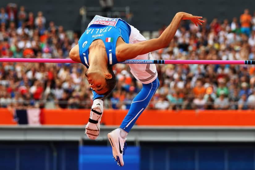 Atletica, Tamberi primo escluso dalla finale del salto in alto